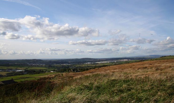 The Moors near Preston
