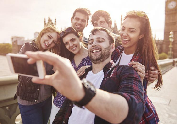 with a UK visa you will make new friends when you live and teach in London