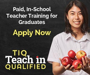 TIQ teacher training course