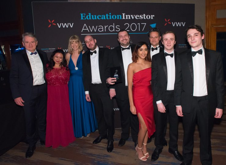 teach in education investor awards