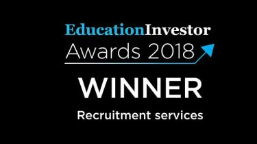 Teach In second consecutive win at Education Investor Awards